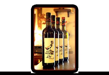 Osteria dell'Oca - selezione di vini