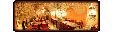 L'Osteria dell'oca - Sala sotterranea